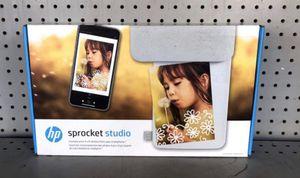 Brand New HP Sprocket Studio - Photo Printer for Sale in Tucson, AZ