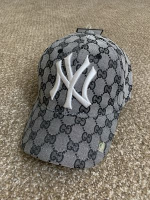 Yankee Gucci Canvas Hat for Sale in Lawrence Township, NJ