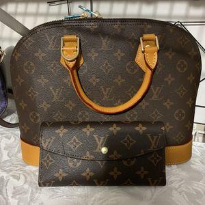 Alma Handbag Bundle W/Wallet 💐💐 for Sale in Middletown, DE
