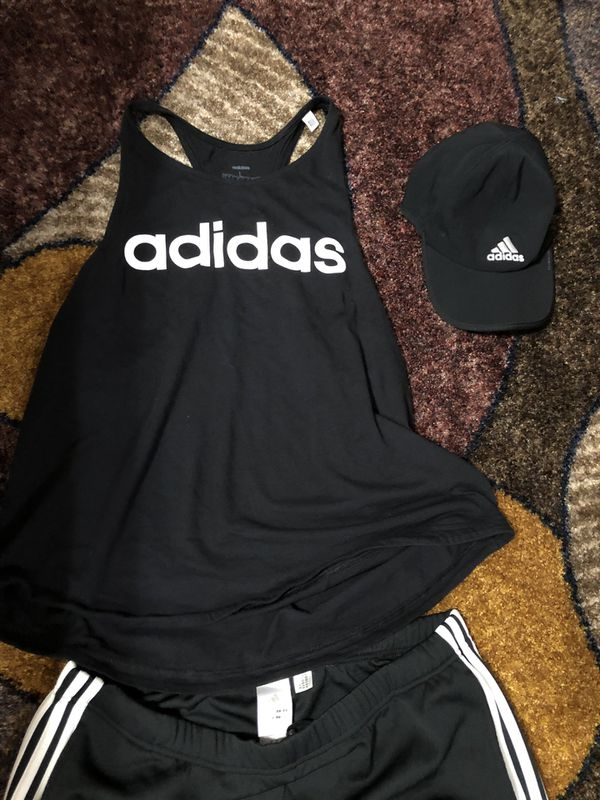 Adidas size L. And. XL Women's