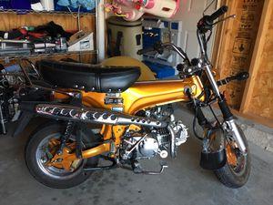 2015 Skyteam Dax Skymax mini bike for Sale in Wichita, KS