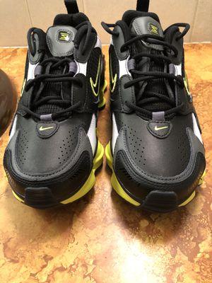 Nike Shox TL Nova Black Lemon Venom Athletic Shoes AT8046-003 Womens Size 6.5 for Sale in Bel Aire, KS