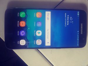 Samsung galaxy S7 unlocked 9/10 for Sale in Silver Spring, MD