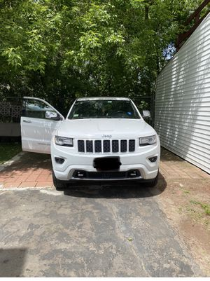 2015 Jeep Grand Cherokee Overland for Sale in Salem, MA