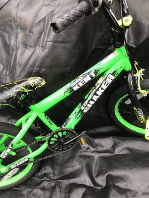 "Kent 18"" Abyss Boy's Freestyle BMX Bike for Sale in Savannah, GA"