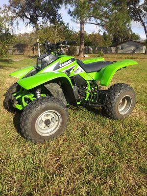 Kawasaki mojave 250 for Sale in NEW PRT RCHY, FL