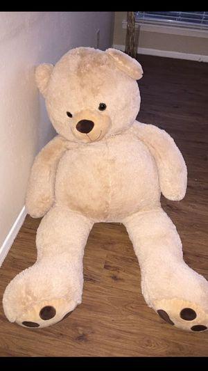 Big teddy bear for Sale in Carrollton, TX