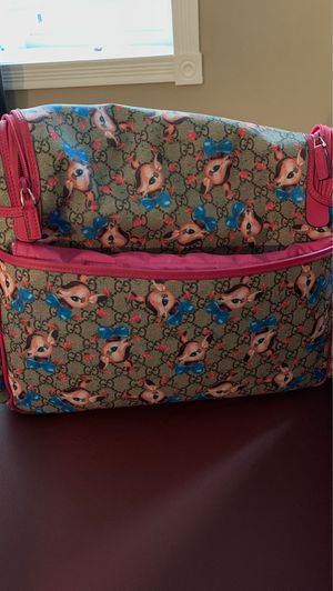 Gucci diaper bag for Sale in St. Louis, MO