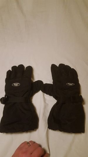 DAKINE snowboard gloves men's size large with insulated liners snowmobile glove textured palm and fingers for Sale in Everett, WA