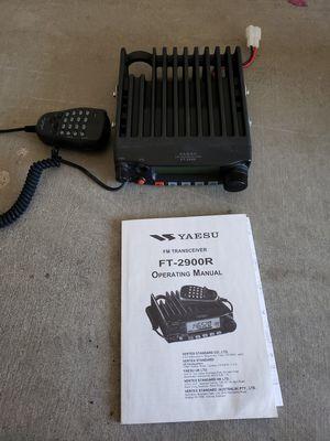 Yaesu FM transceiver mobile radio for Sale for sale  Sun City, AZ