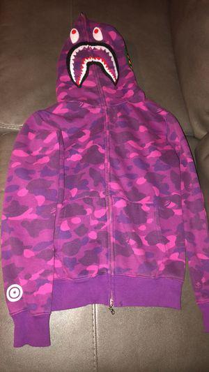 Bape Shark Hoodie Jacket for Sale in Corpus Christi, TX