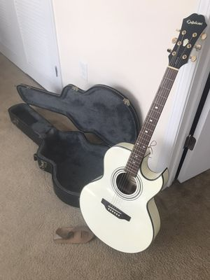Epiphone acoustic electric guitar for Sale in Sanford, NC