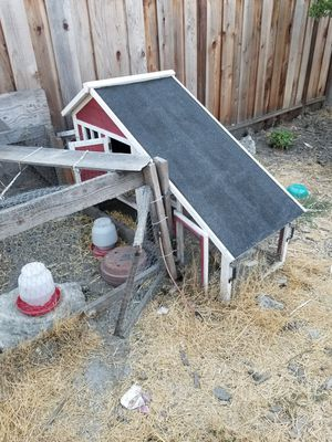 Chicken coop for Sale in San Jose, CA