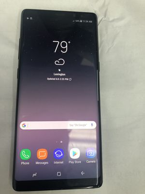 Samsung Galaxy note 8 unlocked for Sale in Lexington, KY