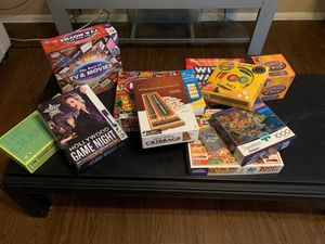 Games Boardgames Board Games Puzzles for Sale in Austin, TX