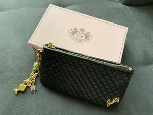 Juicy Couture Wristlet w/ Charms for Sale in Santa Clara, CA