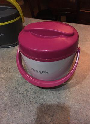 Crock Pot Lunch Crock Food Warmer for Sale in Tempe, AZ