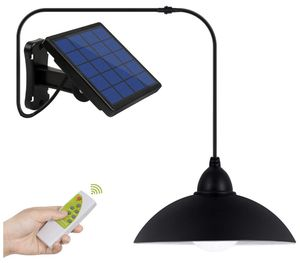 Solar Lights, LOZAYI IP65 Waterproof Outdoor Solar Light,Remote Control 16.4Ft Cord LED Shed Light Pendant Light with Adjustable Solar Panel for Gard for Sale in Santa Ana, CA