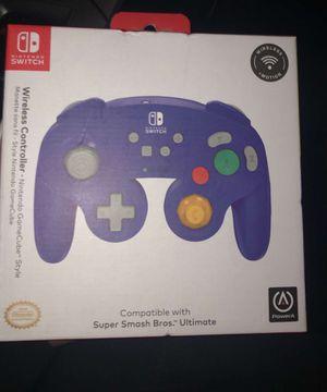 Nintendo switch super smash bros control... for Sale in Puyallup, WA
