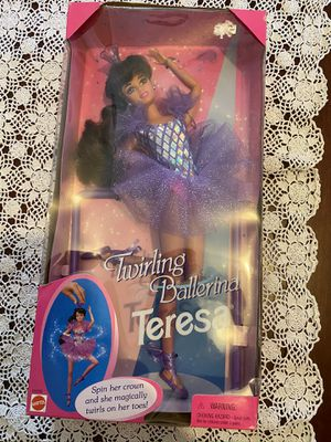 1995 twirling ballerina Barbie for Sale in Tacoma, WA