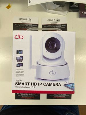 SMART HD IP CAMERA / control your house from your phone for Sale in Los Angeles, CA