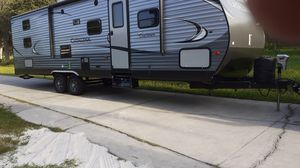 Camper Trailer 30ft Catalinao SBX for Sale in Deltona, FL