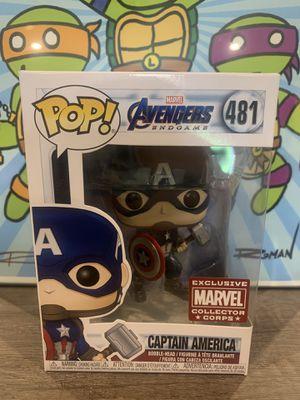 481 Captain America for Sale in Houston, TX