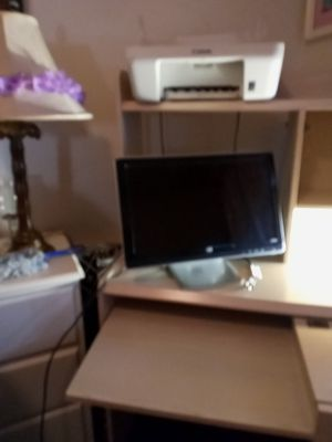 """20"""" hp lcd color monitor for Sale in Lake Alfred, FL"""