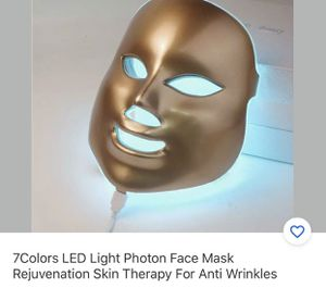 Angel 4 Color Light Photon LED Face Mask Rejuvenation Therapy for Sale in Portland, OR