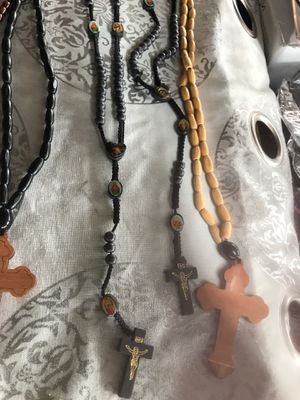 Rosaries, necklaces for Sale in New Orleans, LA