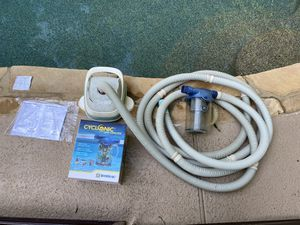 Hayward Pool Cleaner and Cyclonic Leaf Catcher for Sale in Marietta, GA