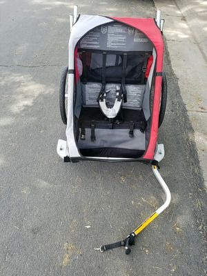 Cougar Chariot 2 Bike Trailer / Carrier Thule - Double for Sale in Denver, CO