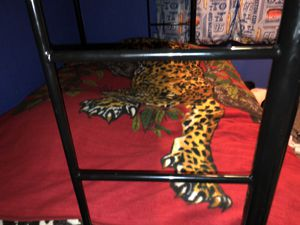 Bunk Bed (ONLY the frame and top mattress) for Sale in Monticello, MN