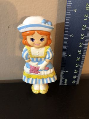 1991 Vintage Playskool Girl Flip & Dress Up Doll Figurine Toy-Too Cute!!-Collectibles/Antiques/Kids for Sale in Tinley Park, IL