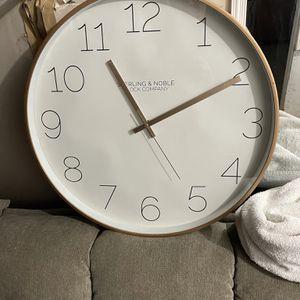 Reloj De Pared Grande for Sale in Houston, TX