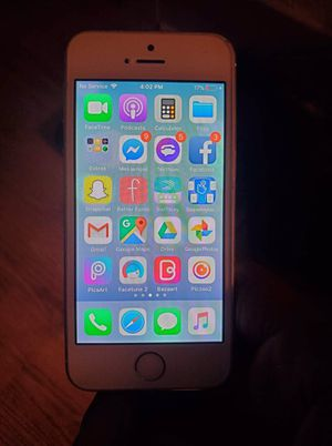 iPhone 5s 16 Fb for Sale in Wenatchee, WA