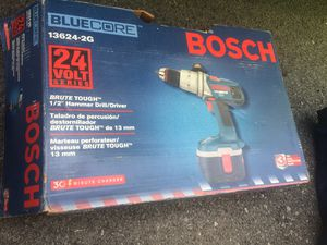 Brand new Bosch 24v hammer drill-driver for Sale in Columbus, OH