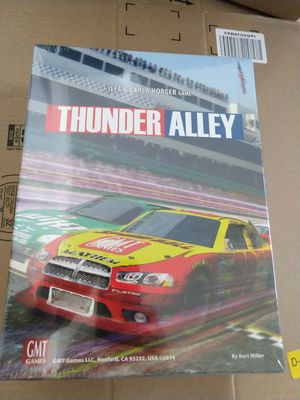 GMT Thunder Alley board game for Sale in San Carlos, CA