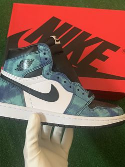 Jordan 1 Tie Dye (Size 10W) for Sale in Hinsdale,  IL