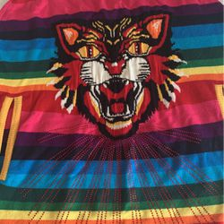 Angry Cat Gucci Poncho for Sale in Miami,  FL