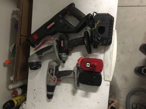 Craftsman 19.2v combo for Sale in Goldsboro, NC