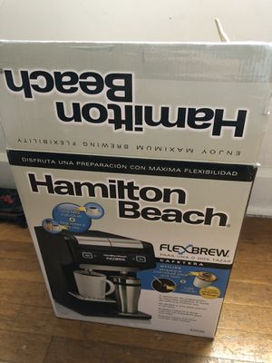 Hamilton Beach Coffee Maker for Sale in Elyria, OH