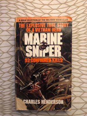 Marine Sniper by Charles Henderson for Sale in South Pasadena, CA
