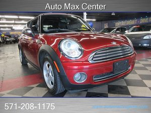 2008 MINI Cooper Hardtop for Sale in  Manassas, VA