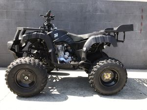250cc Adult Quad ATV 4 Speed Manual w/Reverse NEW for Sale in Richmond, CA