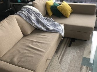 Sectional Couch With Storage | Pull Out Sleeper for Sale in Seattle,  WA