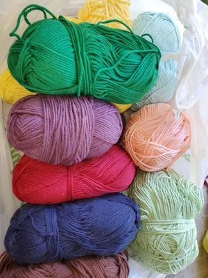 New and used yarn for Sale in Hedgesville, WV