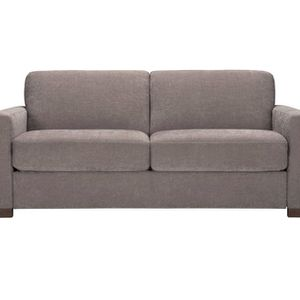 LIKE NEW Queen Sleeper Sofa (Gray Italian Made) for Sale in San Diego, CA