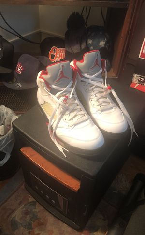 Jordan 5's size 13 worn twice $150 for Sale in Baltimore, MD