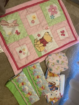 Nursery decor and bedding for Sale in Scottsdale, AZ